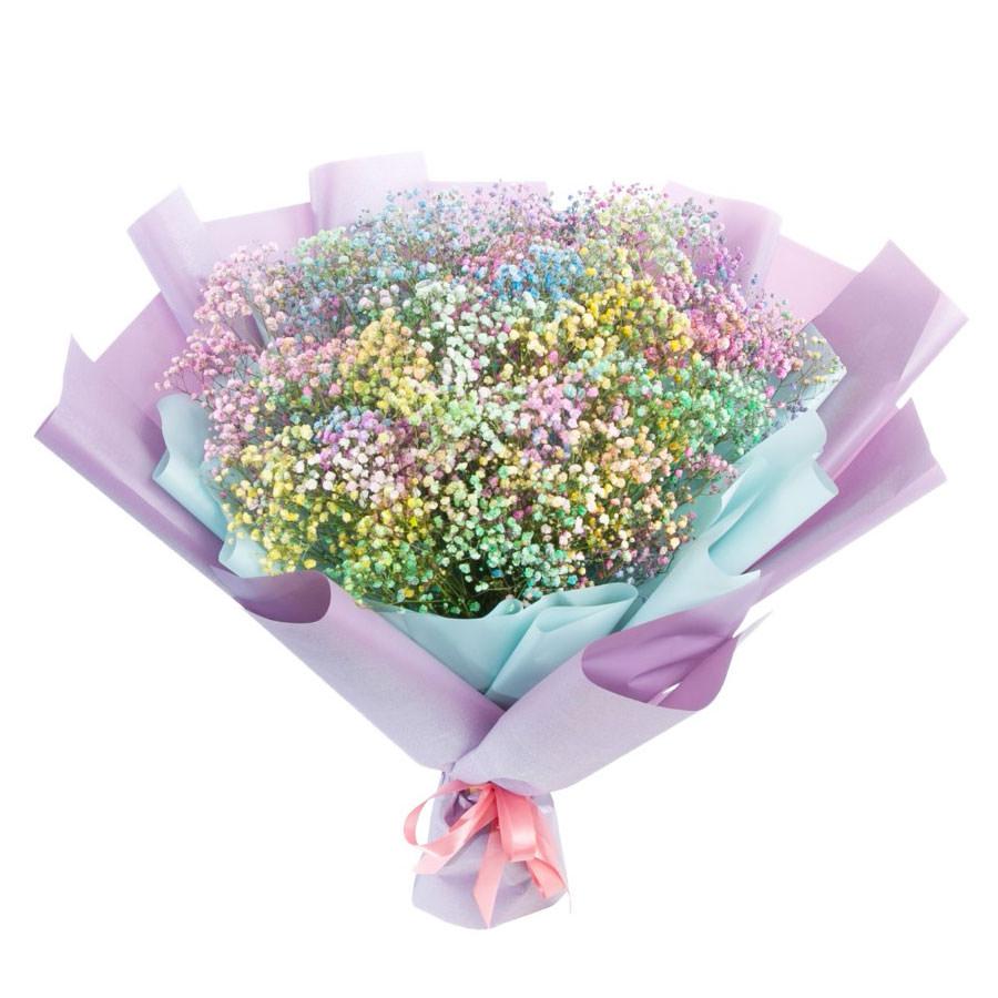 Гипсофила микс цветная от в Нижневартовске   «Ultra Flowers»